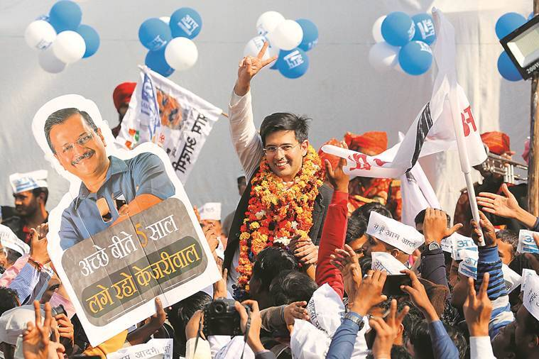 19 first-timers in new Delhi assembly