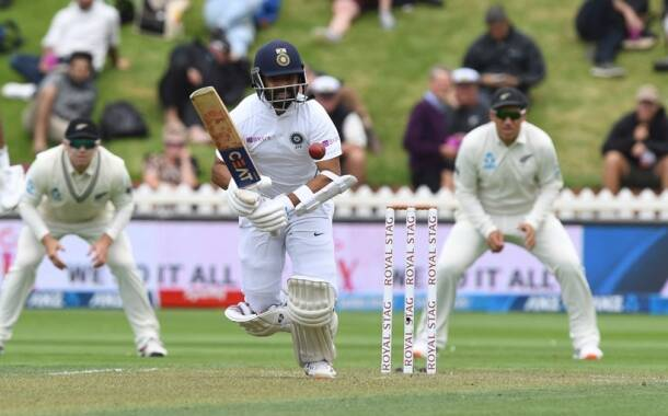 India and New Zealand first cricket test
