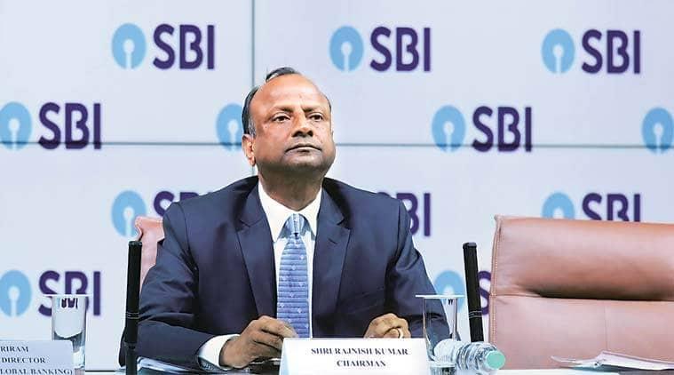 sbi, sbi chairman Rajnish Kumar