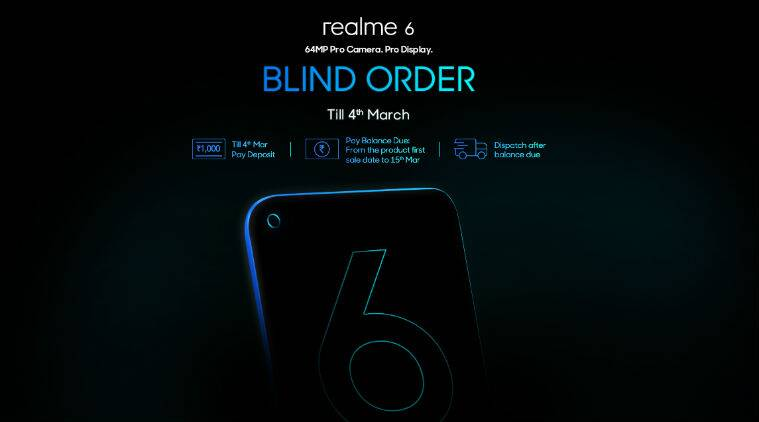 Realme 6 Pro, Realme 6 pre-orders in India now open: Here are the details