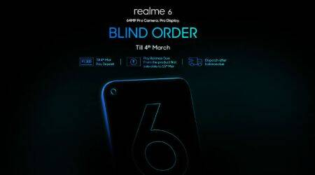 Realme 6, Realme 6 Pro, Realme 6 India launch, Realme 6 India price, Realme 6 Pro launch, Realme 6 Pro price in India, Realme 6 blind order, Realme 6 Pro preorder, Realme 6 specifications, Realme 6 Pro specifications