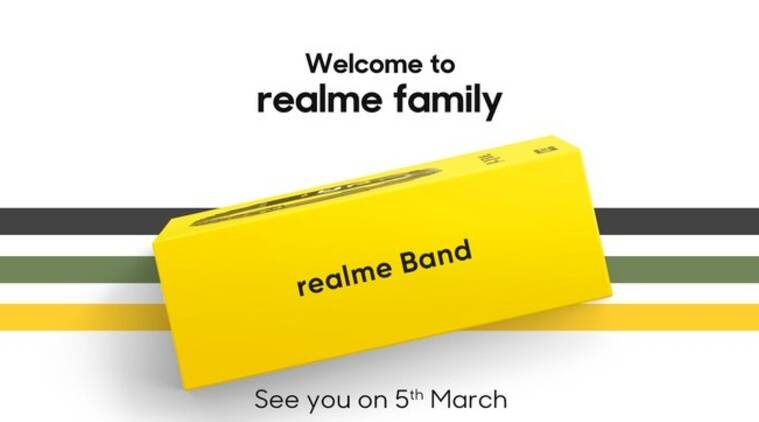 Realme, Realme Fitness Band, Realme TV, Realme launch, Realme X50 Pro, Realme fitness band price, Realme smartwatch, Realme band, Realme band india launch date, Realme TV, Realme smart TV India launch, Realme X50 Pro 5G