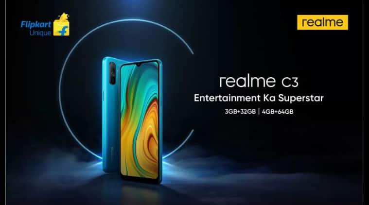 realme c3, realme c3 launch, realme c3 how to watch livestream, realme c3 launch live, realme c3 specifications, realme c3 price