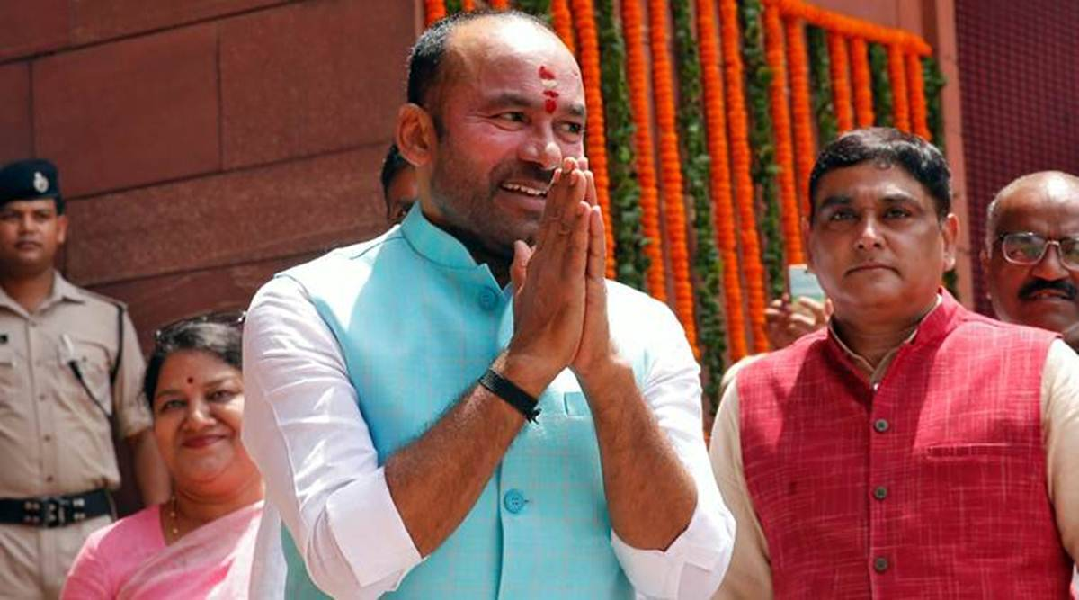 Development projects hit due to pandemic: Reddy in Jammu