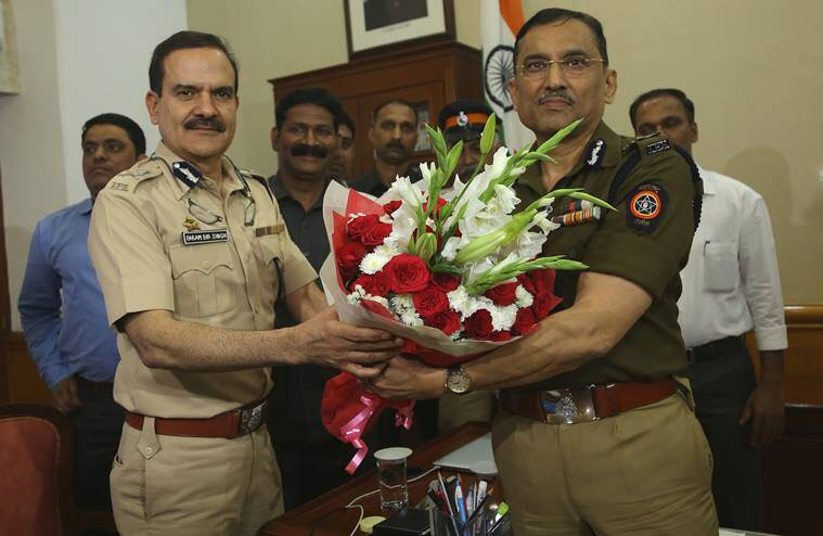 Parambir Singh appointed new Mumbai Police Commissioner