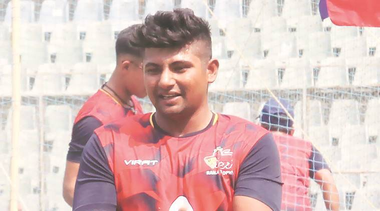 Sarfaraz Khan, Ranji Trophy, Ranji Trophy 2020, Mumbai Ranji Trophy, Sarfaraz Khan Mumbai double hundred, Sarfaraz Khan double century, Ranji Trophy