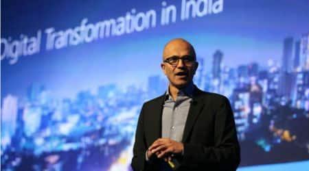 Microsoft, Microsoft CEO, Microsoft CEO Satya Nadella, Satya Nadella India visit, Microsoft CEO India visit, Satya Nadella in India