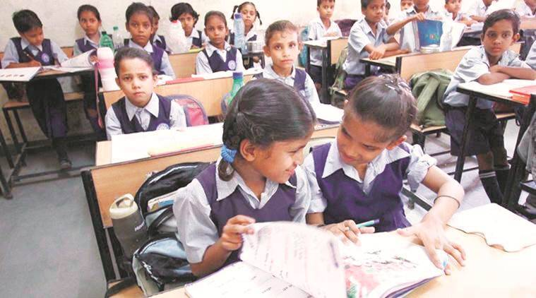 gujarat education budget, gujarat education fund, Gujarat schools excellence project, nabard, adb, asian infrastructure investment bank, indian express