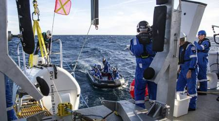 Scientists dive into Midnight Zone, Scientists dive into Midnight Zone to study dark ocean, Nekton Mission, tech news, science news, technological news, indian express