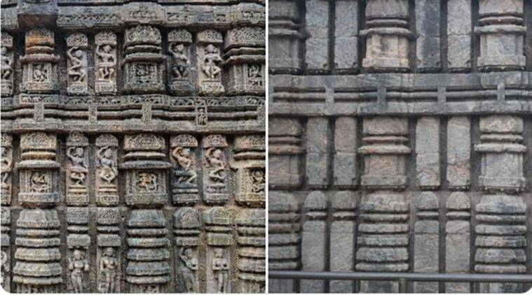 No sculpture of Konark Sun Temple has been replaced, says ASI