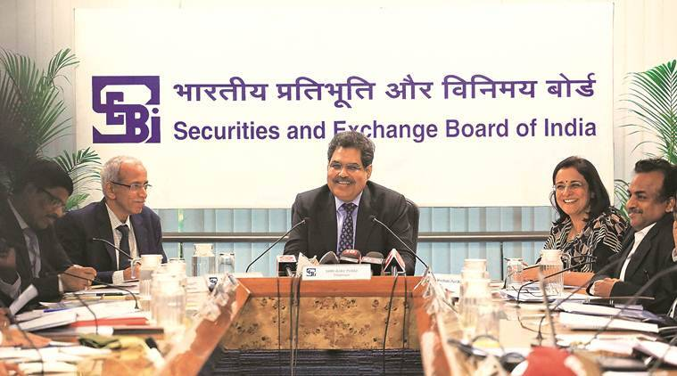 Sebi, Ajay Tyagi, Securities and Exchange Board of India, Karvy Broking Services, Karvy Broking Services news, Karvy Broking Services crisis, Karvy Broking Services fraud, Indian express