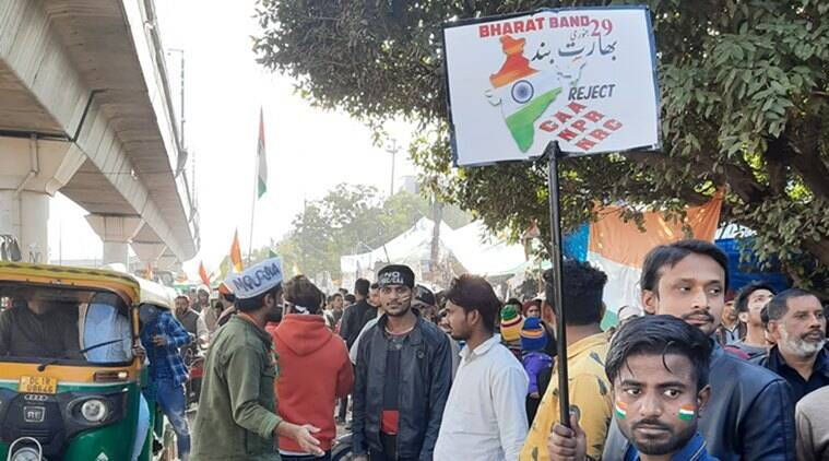 Delhi anti-CAA protesters say their fight is with Centre, not Arvind Kejriwal