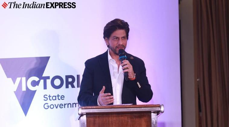 Shah Rukh Khan interview