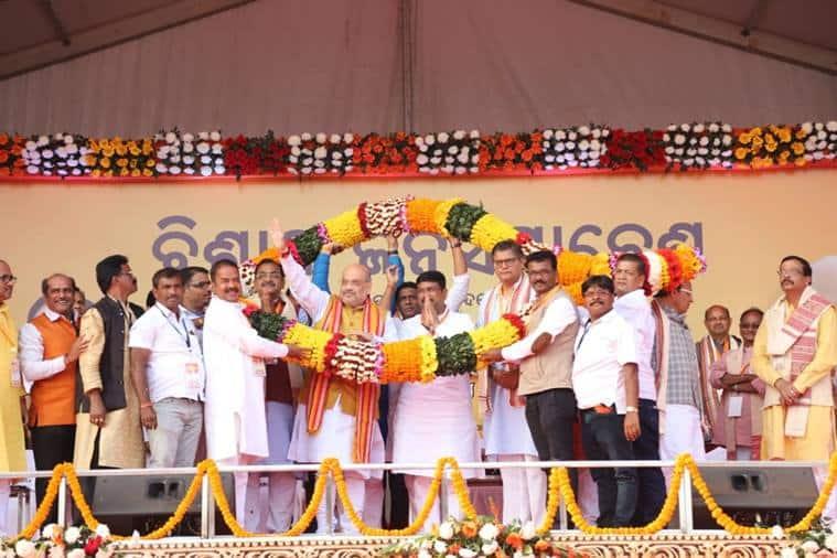 Amit Shah, amit shah on CAA, amit shah odisha, amit shah indian express, amit shah delhi violence
