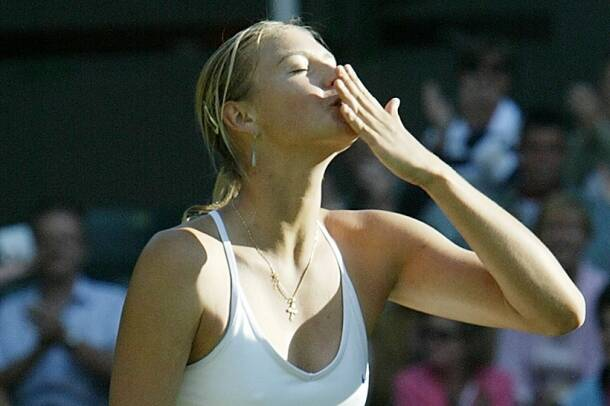 Sharapova Retires Tennis