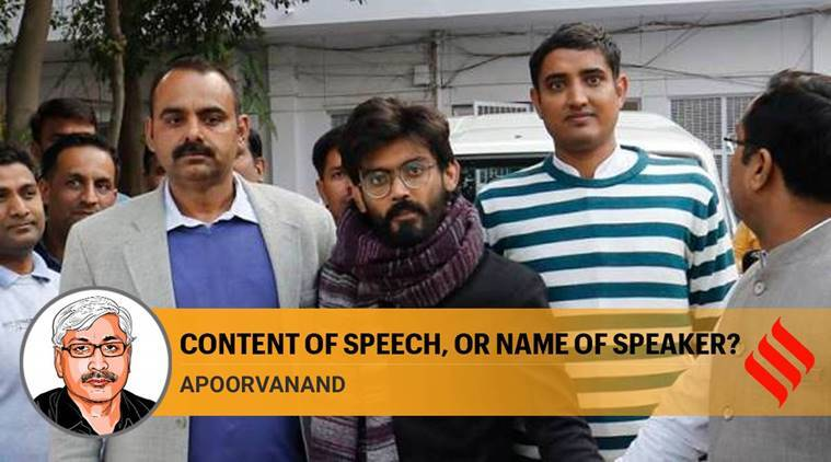 Even if we disagree with Sharjeel Imam's statements, it is important to stand up for his right to speak