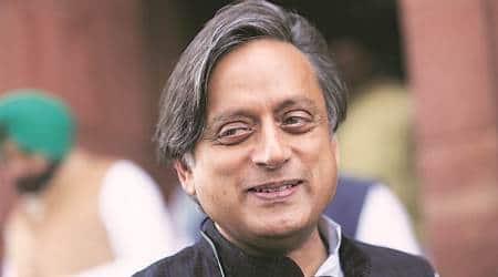 Shashi Tharoor, congress chief, Tharoor on permanent congress chief, congress president post, Shashi Tharoor news, Indian express