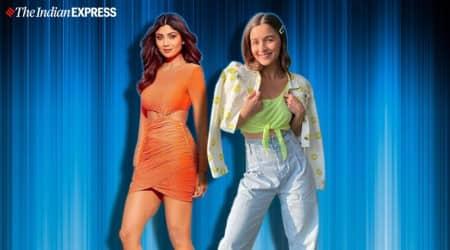 neon trends 2020, neon clothes, neon designs 2020, neon fashion, bollywood in neon, neon cloth ideas, fashion, celeb fashion, indian express, lifestyle