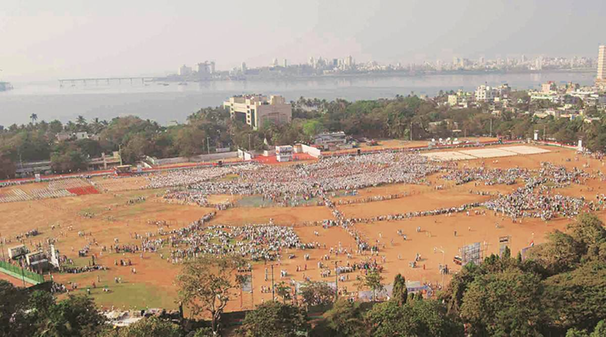 Shibaji park, Bal Thackeray, MLA fund, uddhav thackeray,