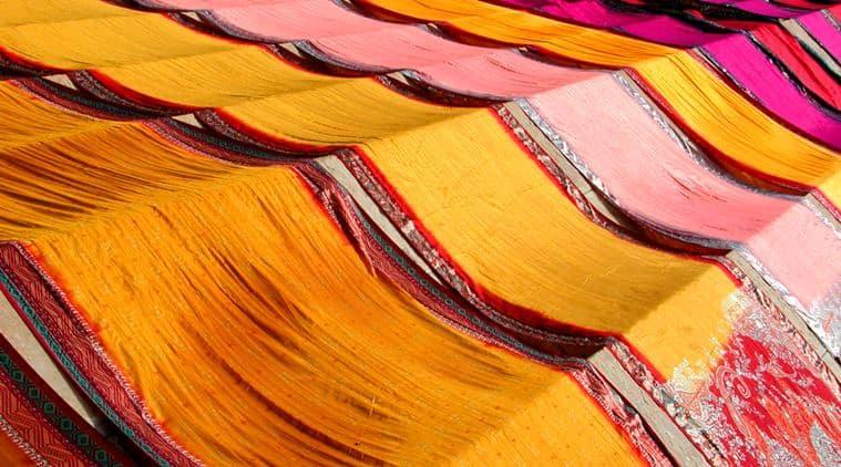 coronavirus, virus china, china coronavirus ban, banarasi silk, banarasi silk trade, anushka sharma