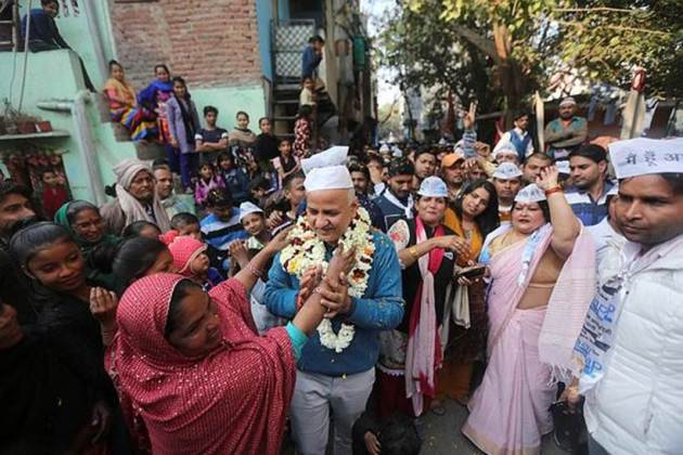 Manish Sisodia, Manish Sisodia AAP, Delhi Assembly elections, AAP, Aam Aadmi Party, India news, Indian Express