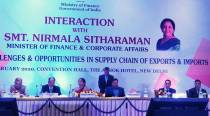 No concerns of price rise, measures to deal with Coronavirus impact soon: FM Sitharaman