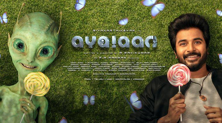 Sivakarthikeyan to play a triple role in Ayalaan?