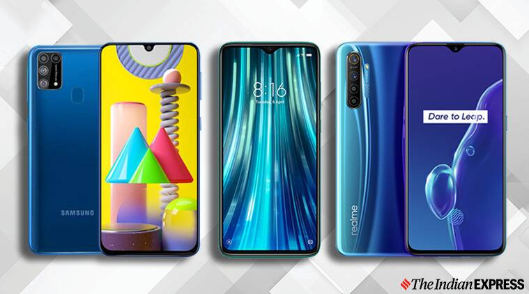 Samsung Galaxy M31 vs Redmi Note 8 Pro vs Realme X2: