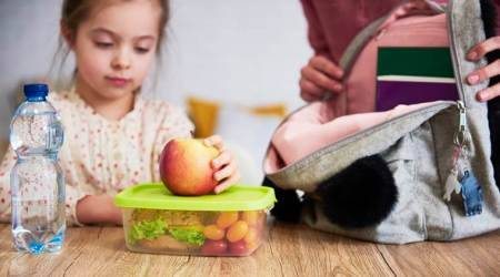 healthy eating habits in children, healthy snacks, snacks for children, parenting, food, indian express, indian express news