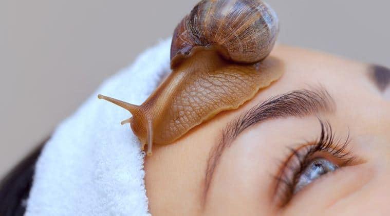 Korean, Korean skin care, Korean beauty, snail mucus Korean, snail mucus beauty benefits, indian express news