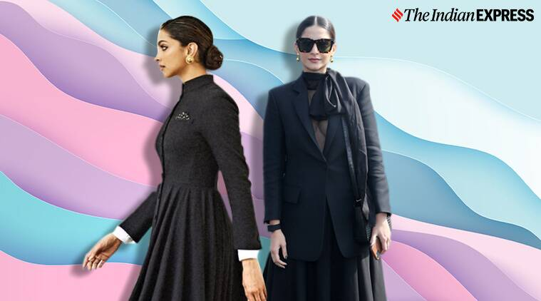 sonam kapoor, india art fair, sonam kapoor photos, deepika padukone, Crystal Award, deepika padukone, Crystal Award deepika padukone, deepika padukone world economic forum, deepika padukone alex perry, deepika padukone photos, indian express, indian express news