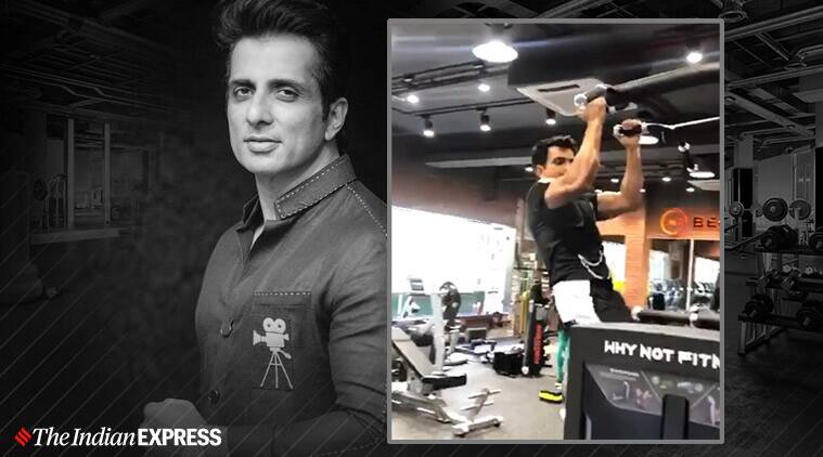 sonu sood, fitness, workout