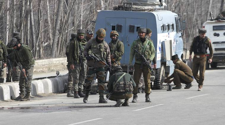 Jammu and Kashmir: Two militants, one CRPF man killed in encounter outside Srinagar