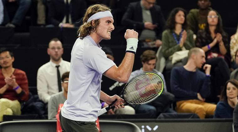 Yearly Lockdown Would Be Good For Planet Says Stefanos Tsitsipas Sports News The Indian Express