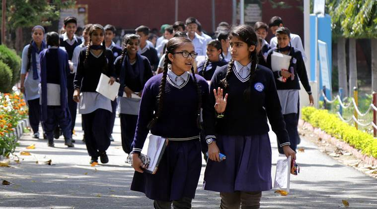 With aims to score high marks in English, learning the language takes a backseat
