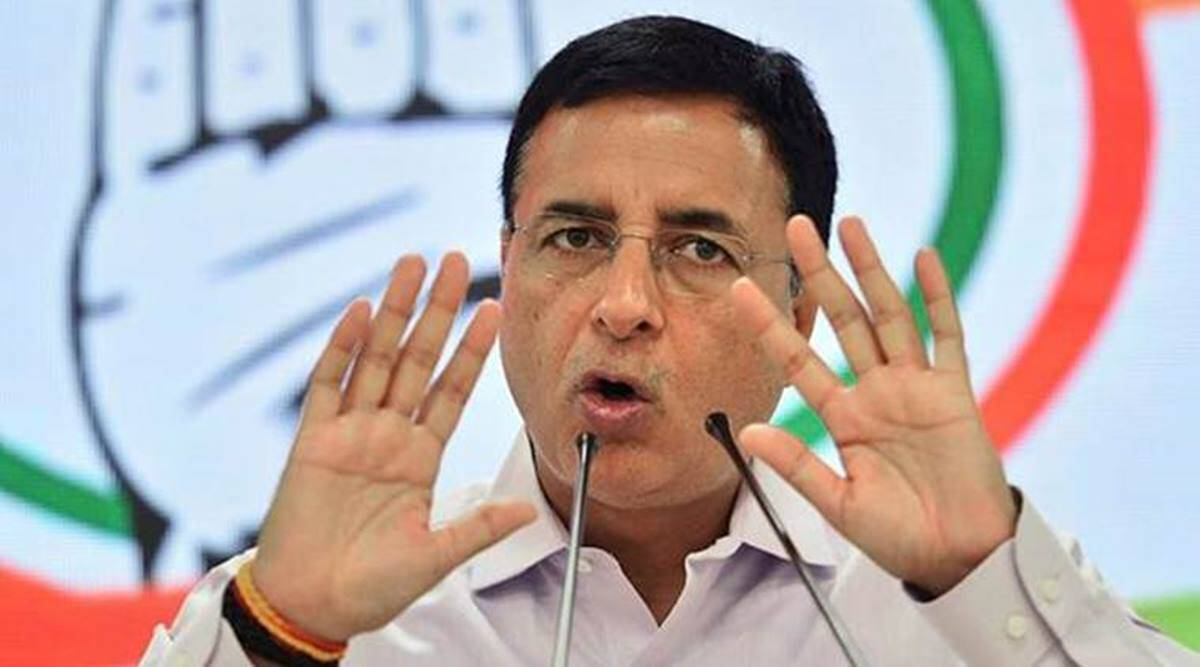 PTIs clash, Randeep Singh Surjewala, Chandigarh news, Haryana news, Indian express news