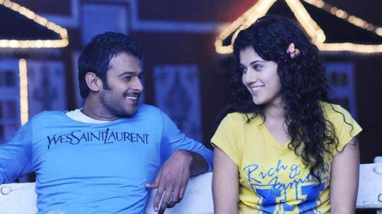 taapsee pannu prabhas movie