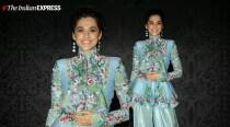 Thappad screening: Taapsee Pannu looks straight out of the Victorian era, see pics