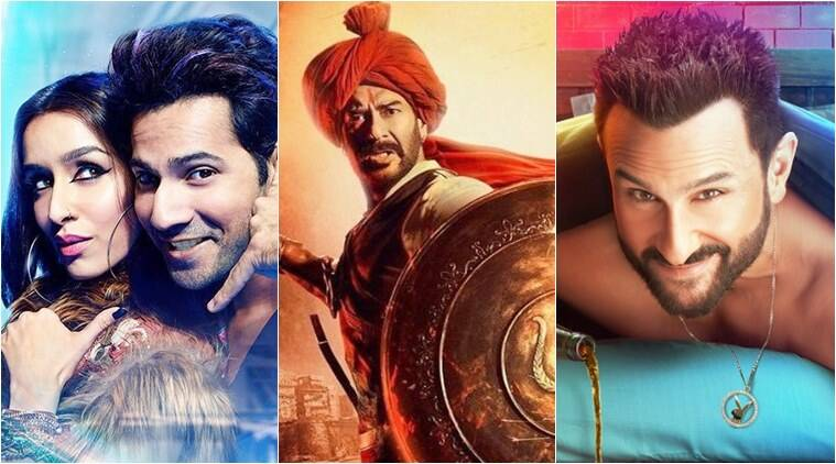 tanhaji street dancer jawaani jaaneman box office collections