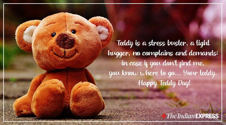 happy teddy day, happy teddy day 2020, happy teddy day images, happy teddy day images 2020