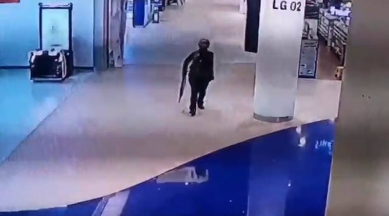 WATCH: Suspect opens fire in mall in Thailand, at least 10 people killed