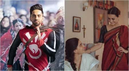 thappad, shubh mangal zyada saavdhan box office