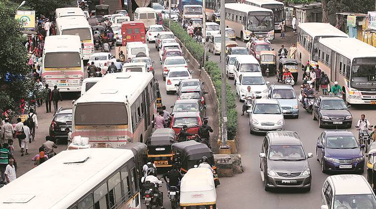 pmc, pune traffic, pune municipal corporation, pune news, latest news, indian express