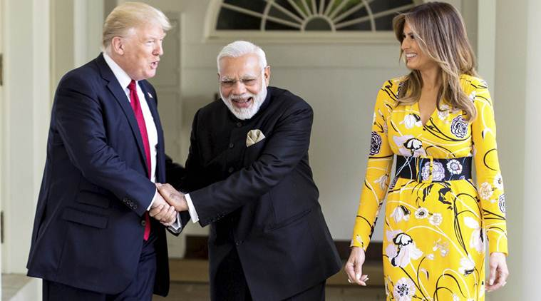 US Prez Trump's visit to India demonstrates strong and enduring between both countries: White House