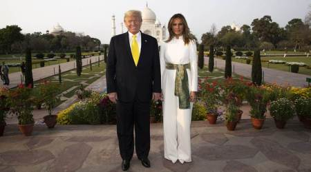 donald trump, donald trump india visit, donald trump latest news, donald trump news, donald trump in india, donald trump in india news, donald trump india visit 2020, donald trump india visit news, us president donald trump, us president donald trump latest news, narendra modi, narendra modi latest news, narendra modi news