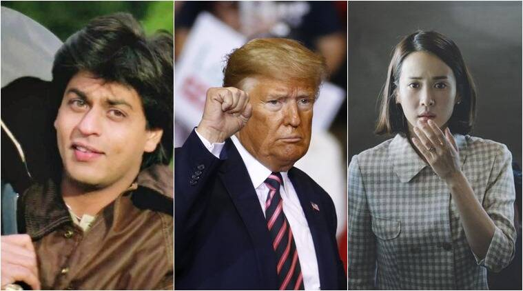 US President Donald Trump and his 'love' for cinema