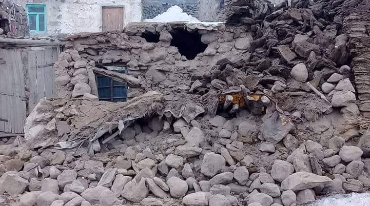 Turkey earthquake, Iran earthquake, western Iran earthquake, earthquake in Turkey, earthquake in Iran, World news, Indian Express