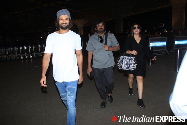 ranveer singh, shilpa shetty, deepika padukone, janhvi, vijay arjun reddy, ranbir kapoor, bollywood airport looks