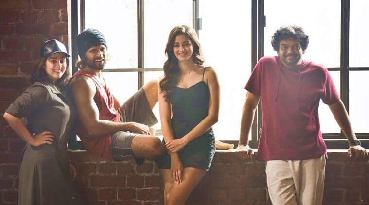 Vijay Deverakonda bollywood debut with Ananya Panday