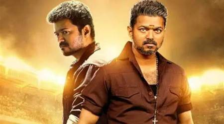 vijay, actor vijay, vijay it raid, income tax department, bigil, bigil movie, tamil nadu, ags entertainment indian express news, chennai news, tamil nadu news, vijay income tax